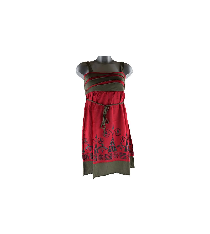 Tunique Baba Tunique Femme Vêtement Vêtement Cool Baba Cool Baba Femme Tunique yvNn0Owm8