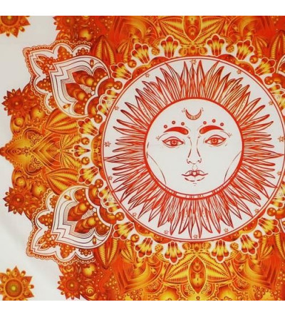 Tenture soleil lune