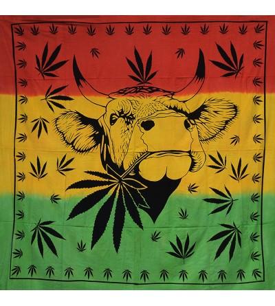 TDrapeau Bob Marley grand format - Drapeau rasta