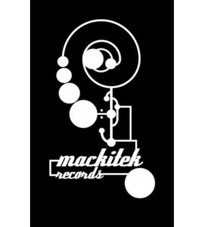 Tenture sound system - Drapeau noir et blanc