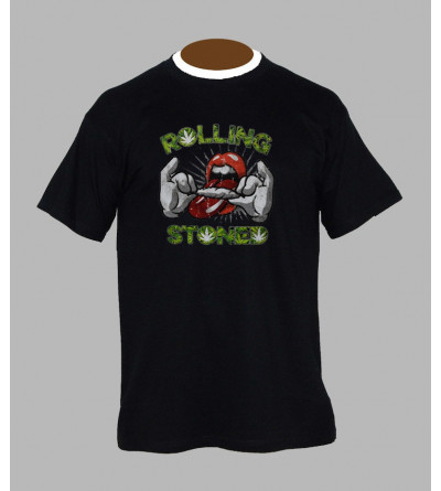 Tee shirt original rolling stones homme