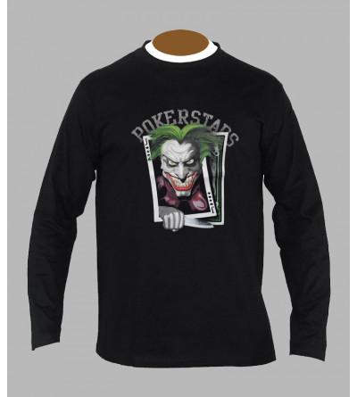 T-shirt original joker manches longues