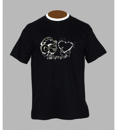 T-shirt original electro homme