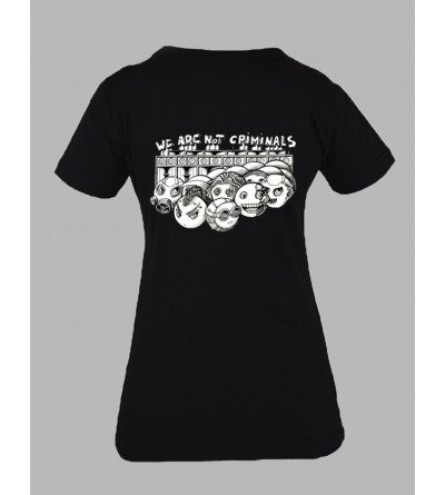 Streetwear Femme t-shirt rave party