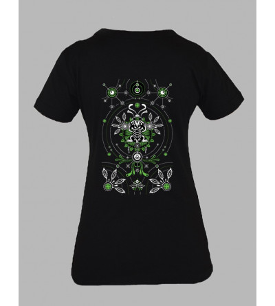 Streetwear Femme t-shirt de teuf