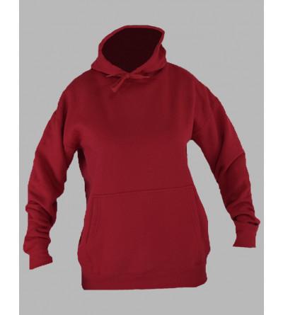 Streetwear Shop sweat à capuche rouge