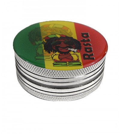 Grinder rasta 50 mm 2 parties