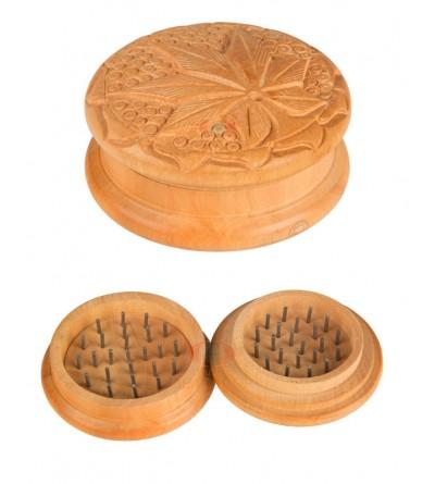 Grindercannabis en bois