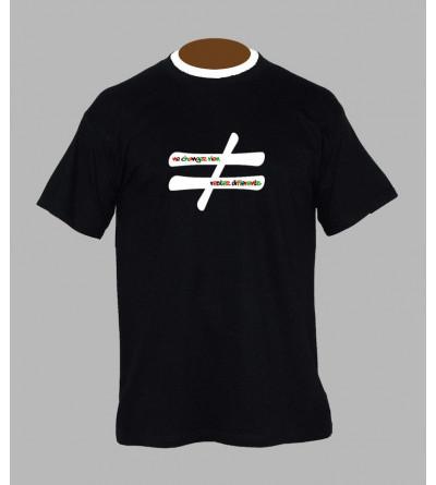 T-shirt techno hardtek - Vêtement homme