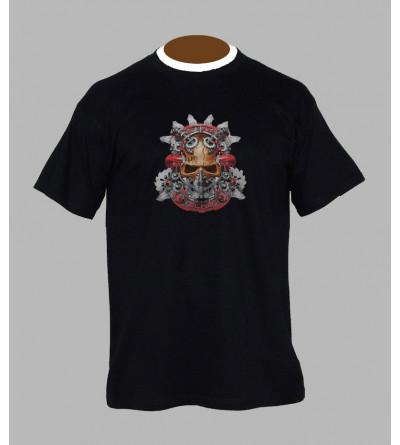 T-shirt hardcore homme