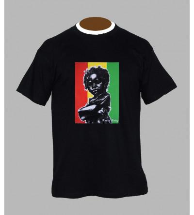 T-shirt rasta baby - Vêtement homme