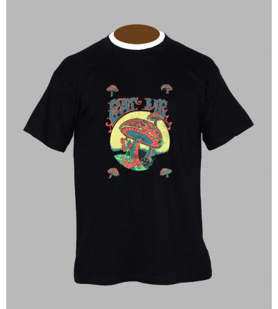 T-shirt rasta champi - Vêtement homme