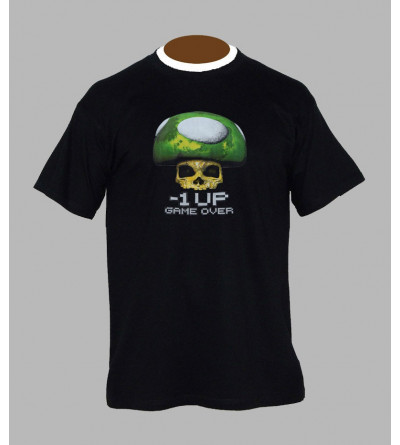 T-shirt trance champi - Vêtement Homme