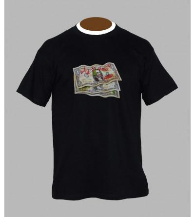 Tee shirt trance monnaie - Vêtement homme