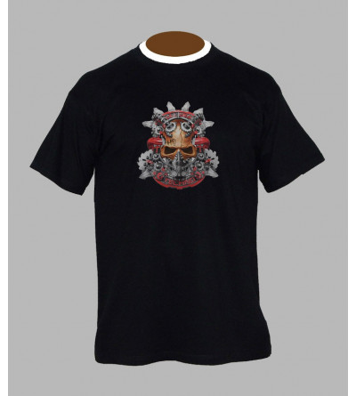 T-shirt gothique homme