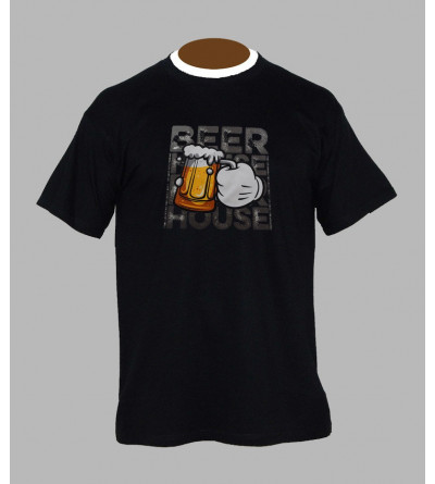 T-shirt humoristique alcool - Vêtement homme