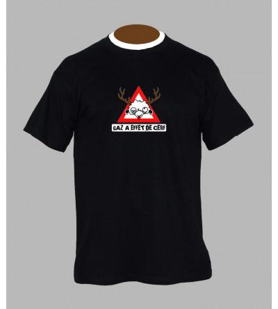 T-shirt hardstyle gaz - Vêtement homme