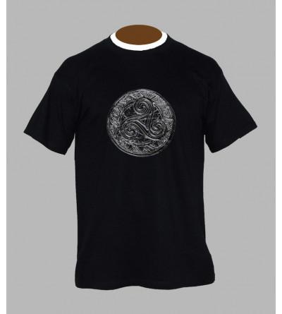 T-shirt breton triskel homme