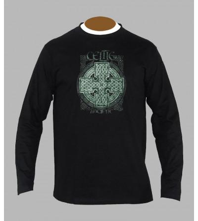 T-shirt breton celtique manches longues