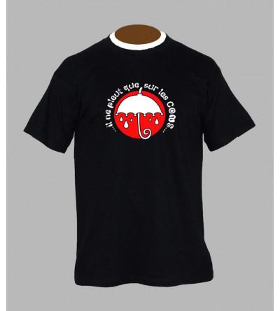 Tee shirt breton humoristique - Vêtement homme
