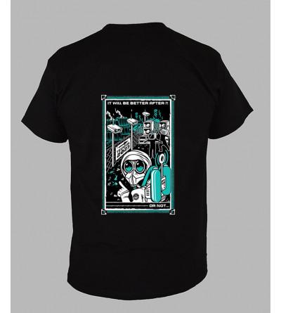 T-shirt teknival homme - Fringue teuf