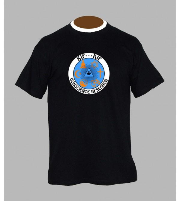T-shirt trance '' ohm '' - Vêtement homme