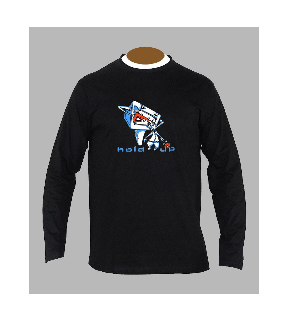 T-shirt underground homme manches longues