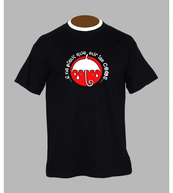 T-shirt humour breton - Vêtement homme