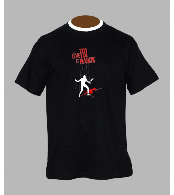 T-shirt hardstyle Homme