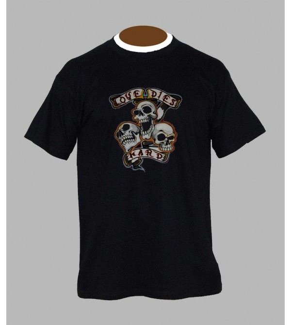 T-shirt tete de mort - Vêtement homme
