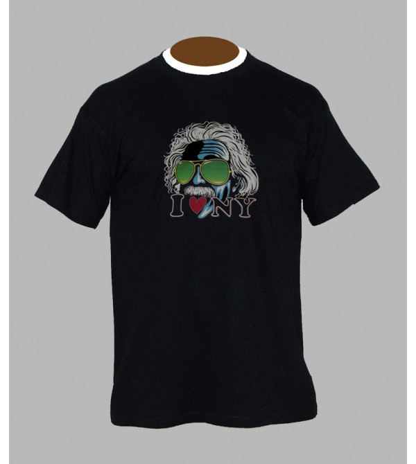 TEE SHIRT EINSTEIN, VÊTEMENT HOMME. T-SHIRT EINSTEIN - FRINGUE