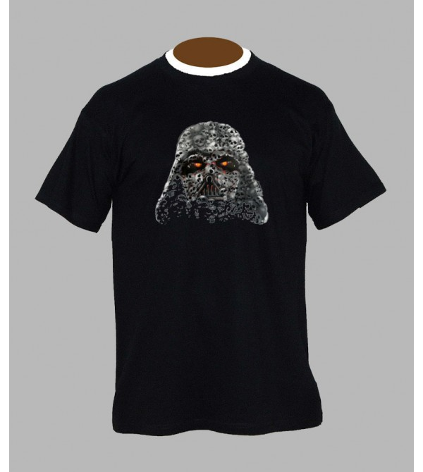TEE SHIRT STAR WARS, HOMME. T-SHIRT STAR WARS - FRINGUE -  VÊTEMENT