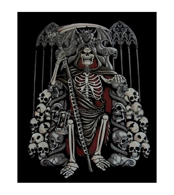 Tee shirt gothique, vetement gothique homme pas cher... Découvrez notre collection de t shirt Gothic.