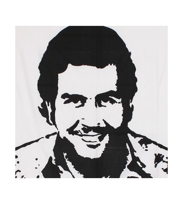 Tenture el patron drapeau Pablo Escobar : découvrez nos tentures pas chère.
