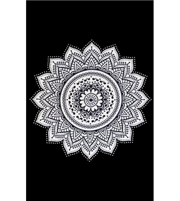 tenture mandala indienne tenture murale mandala pas cher. Black Bedroom Furniture Sets. Home Design Ideas