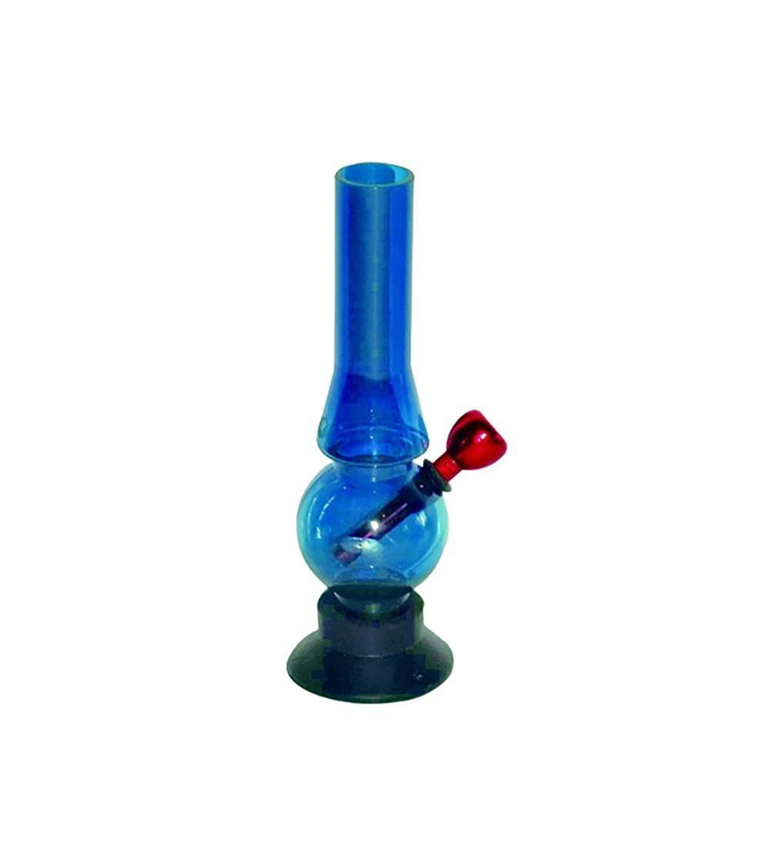 Bang acrylique pipe a eau brad acry ice bong en acrylique pvc plastique percolateur 3