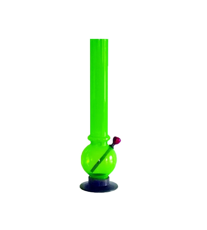 Bang acrylique pipe a eau brad acry ice bong en acrylique pvc plastique percolateur 21