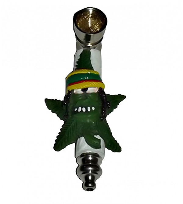 PIPE BOB MARLEY - ACHETER PAS CHER - SMOKE SHOP - PIPE BOB MARLEY RASTA