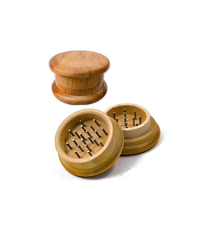 grinder en bois feuille de cannabis grinder weed rasta bob marley bois 1