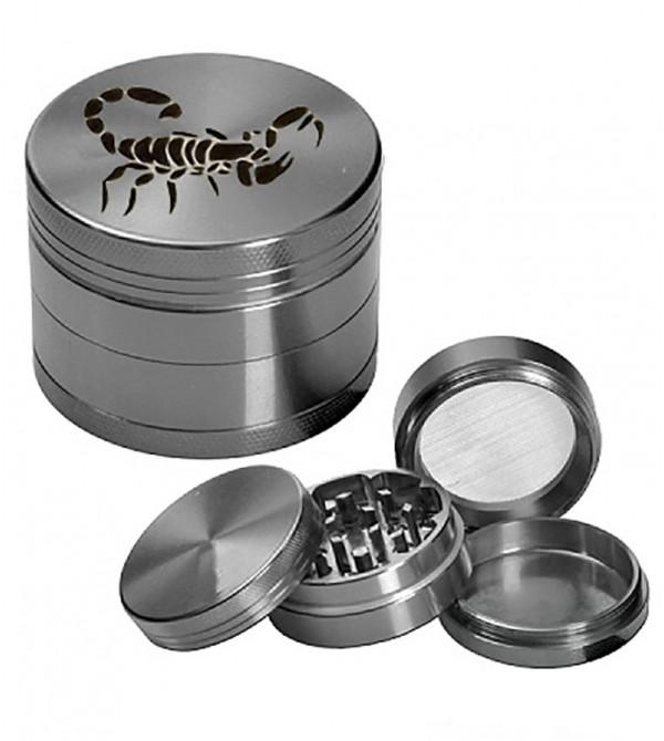 Grinder métal grinder aluminum alu weed rasta bob marley feuille de cannabis 9