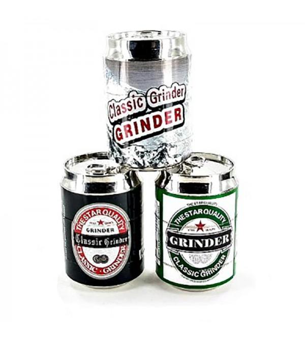 GRINDER CANETTE - ACHETER PAS CHER - SMOKE SHOP GRINDER CANETTE MAISON