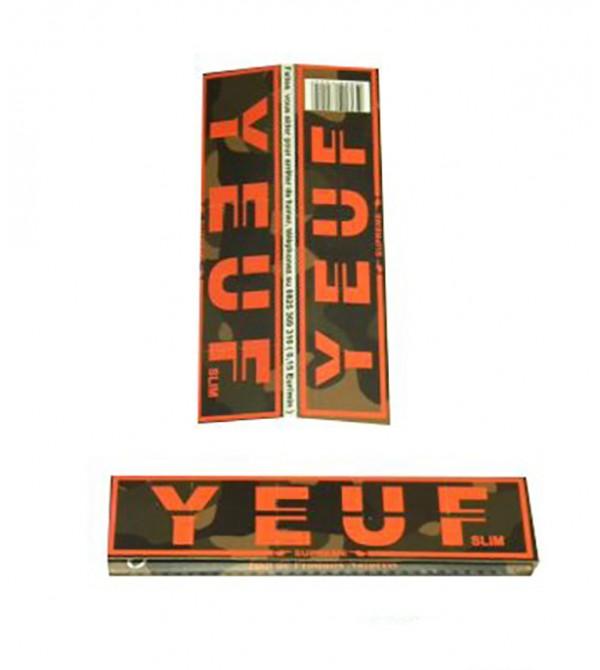 Feuilles à rouler YEUF Slim papier a Rouler yeuf 4
