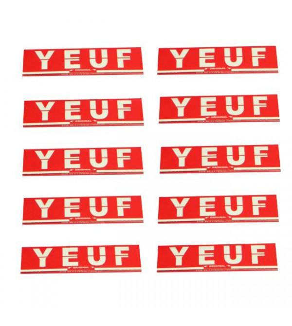 Feuilles à rouler YEUF Slim papier a Rouler yeuf 5