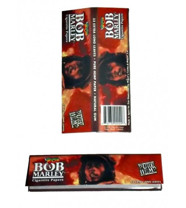 Feuilles à rouler Bob Marley Slim papier a Rouler bob marley 2