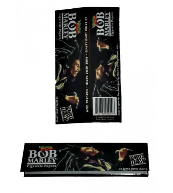 Feuilles à rouler Bob Marley Slim papier a Rouler bob marley 3