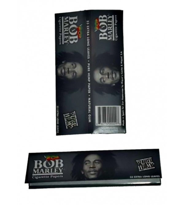 Feuilles à rouler Bob Marley Slim papier a Rouler bob marley 6