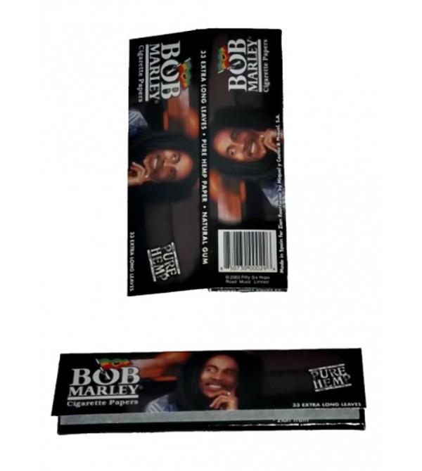 Feuilles à rouler Bob Marley Slim papier a Rouler bob marley 8