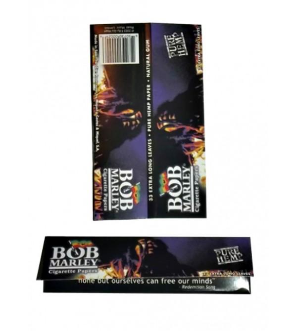 Feuilles à rouler Bob Marley Slim papier a Rouler bob marley 9