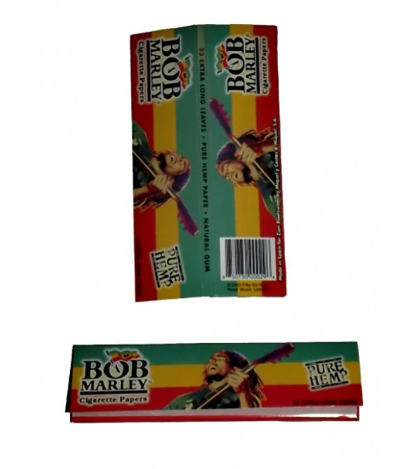 Feuilles à rouler Bob Marley Slim papier a Rouler bob marley 10