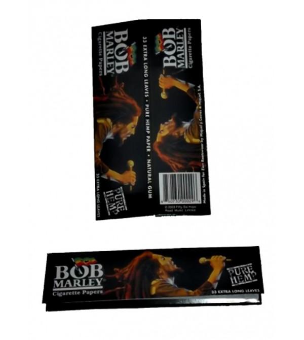 Feuilles à rouler Bob Marley Slim papier a Rouler bob marley 11